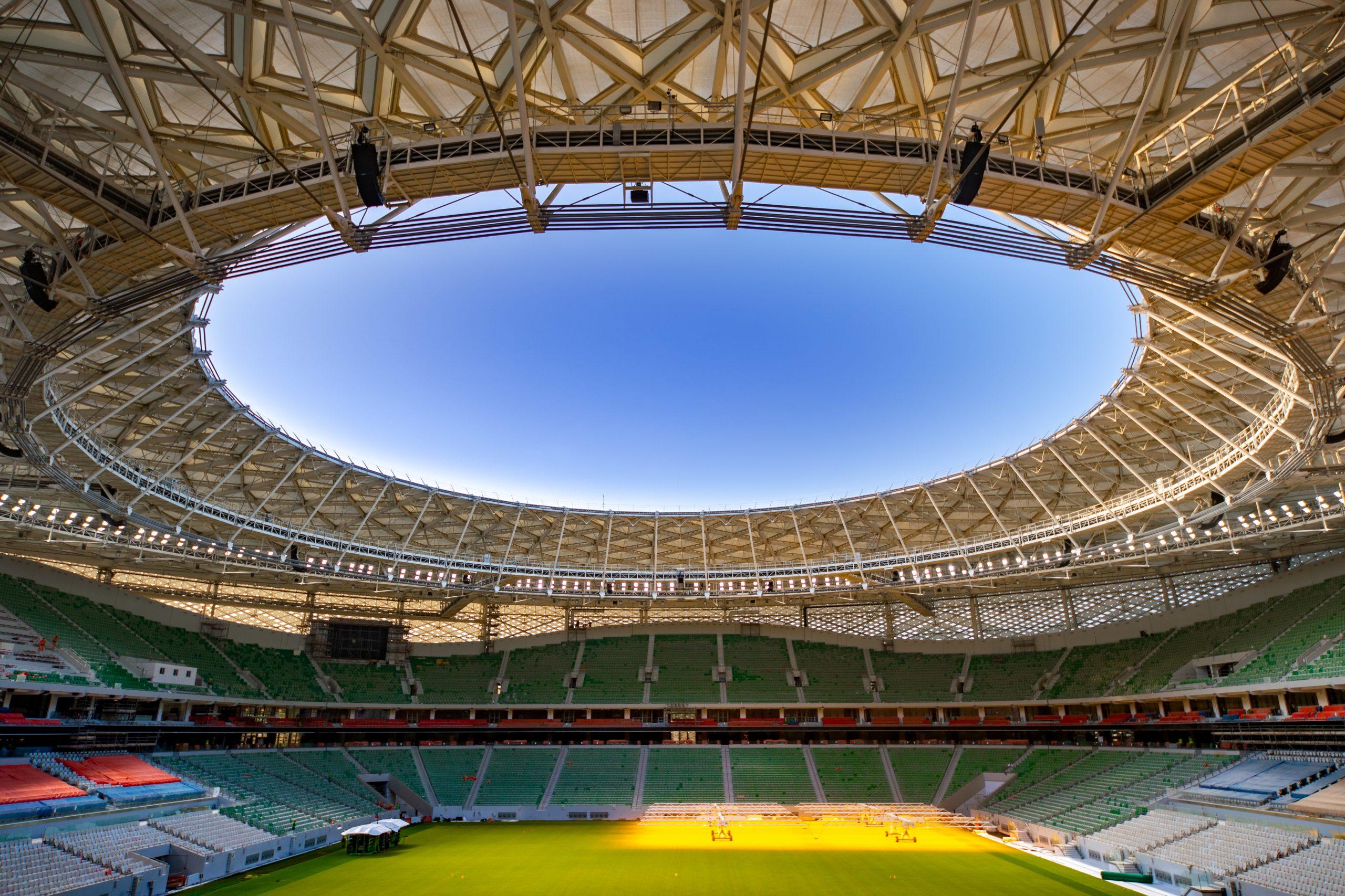 Al Thumama Stadium Represents Heritage of Qatar, Arab world