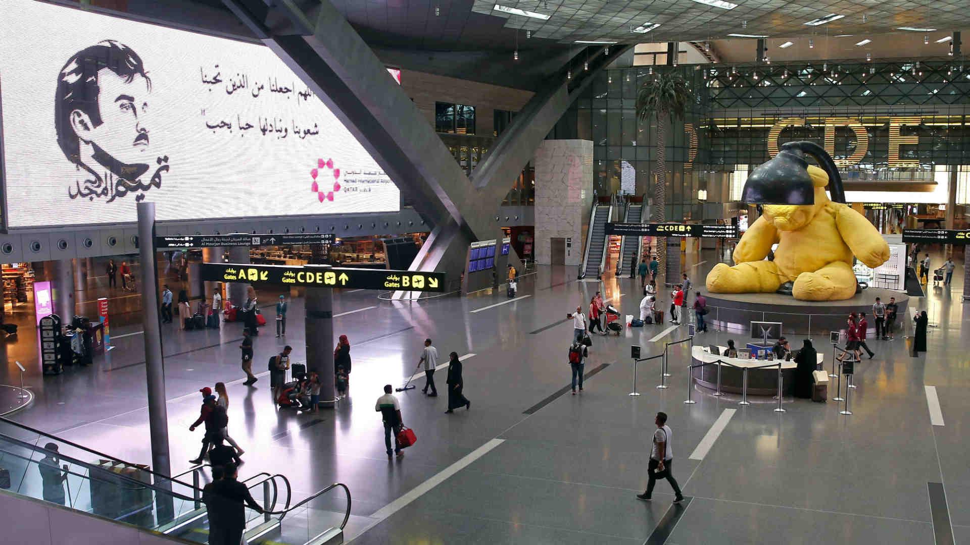 9 things that distinguish Hamad International Airport