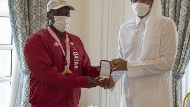 Amir Grants Al Wajbah Decoration to Paralympic Games Hero Abdulrahman Abdulqadir