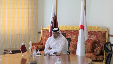 QRCS Participates in 17th Meeting of Heads of GCC Red Crescent Societies