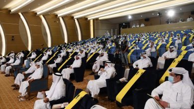 Supervisory Committee Holds Forum for Candidates of the Shura Council