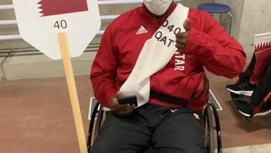 Abdulrahman Abdulqader Wins Bronze