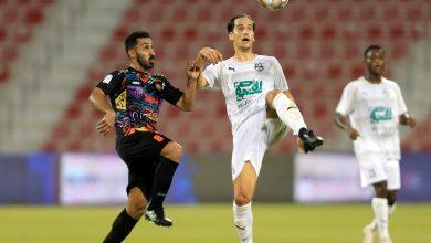 Umm Salal Fails to Beat 10-Man Al Ahli