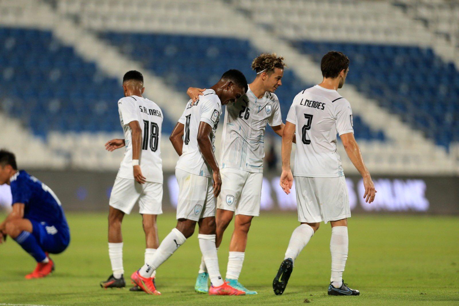 QNB Stars League: Al Wakrah 2-1 Al Khor