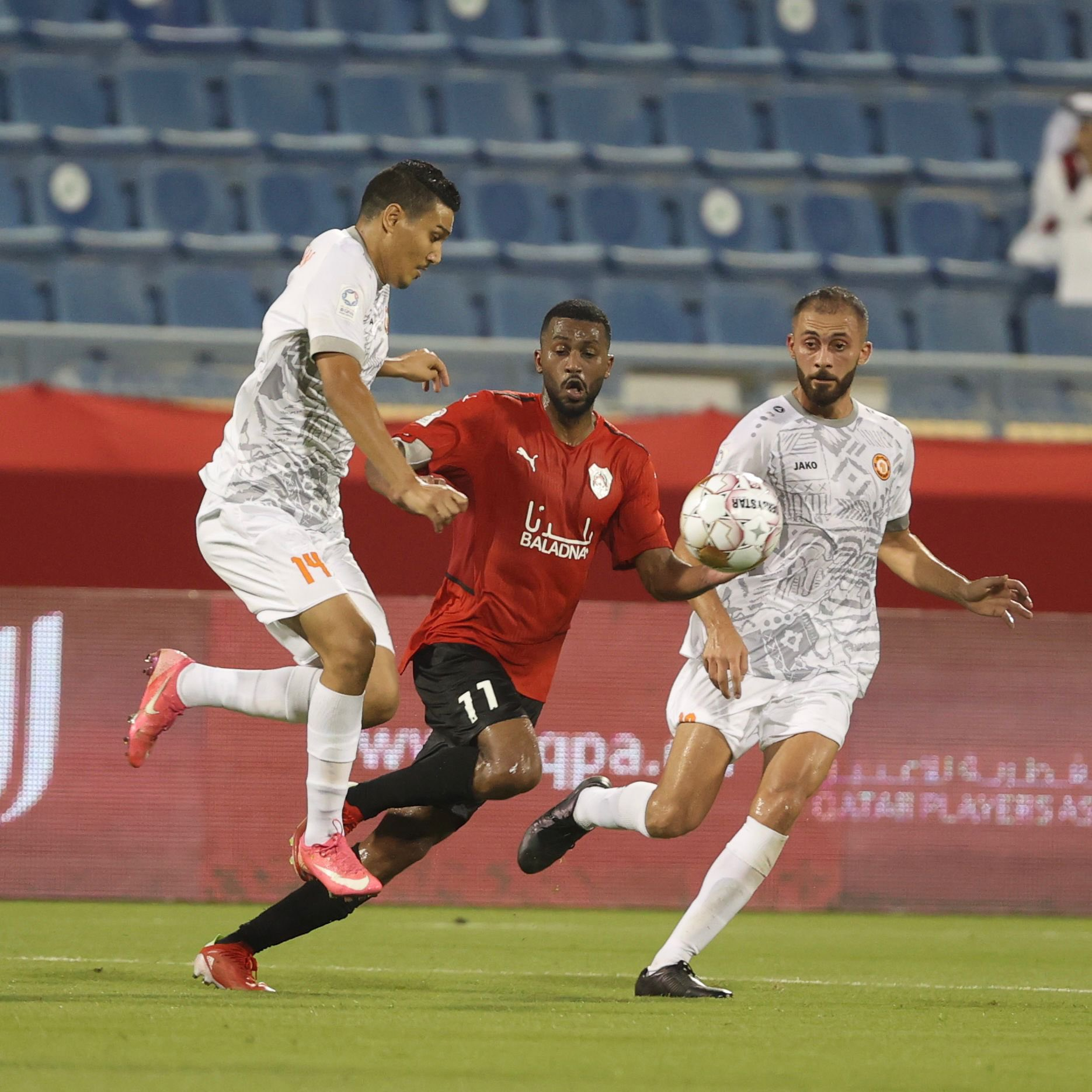 QNB Stars League: Umm Salal 2 Al Rayyan 2