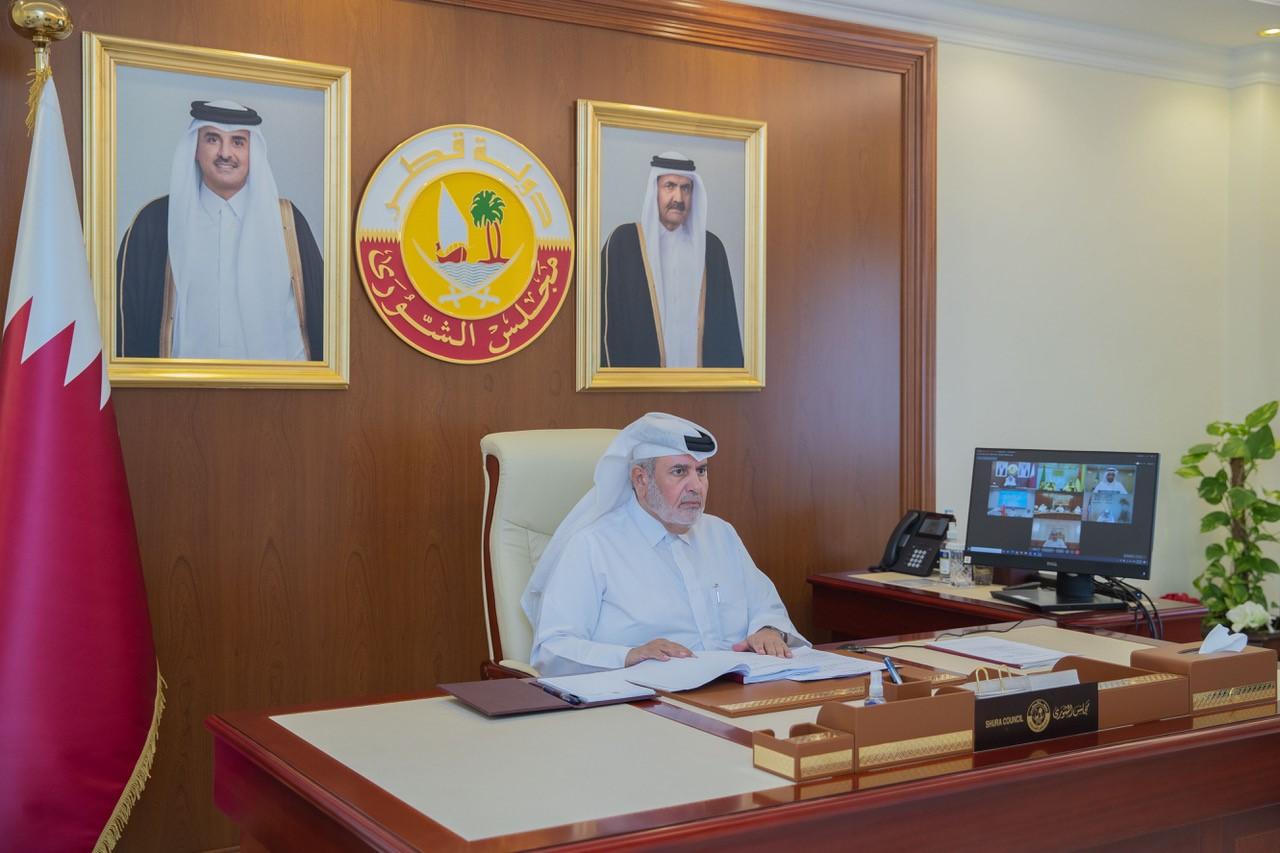 Shura Council Participates in GCC Meeting
