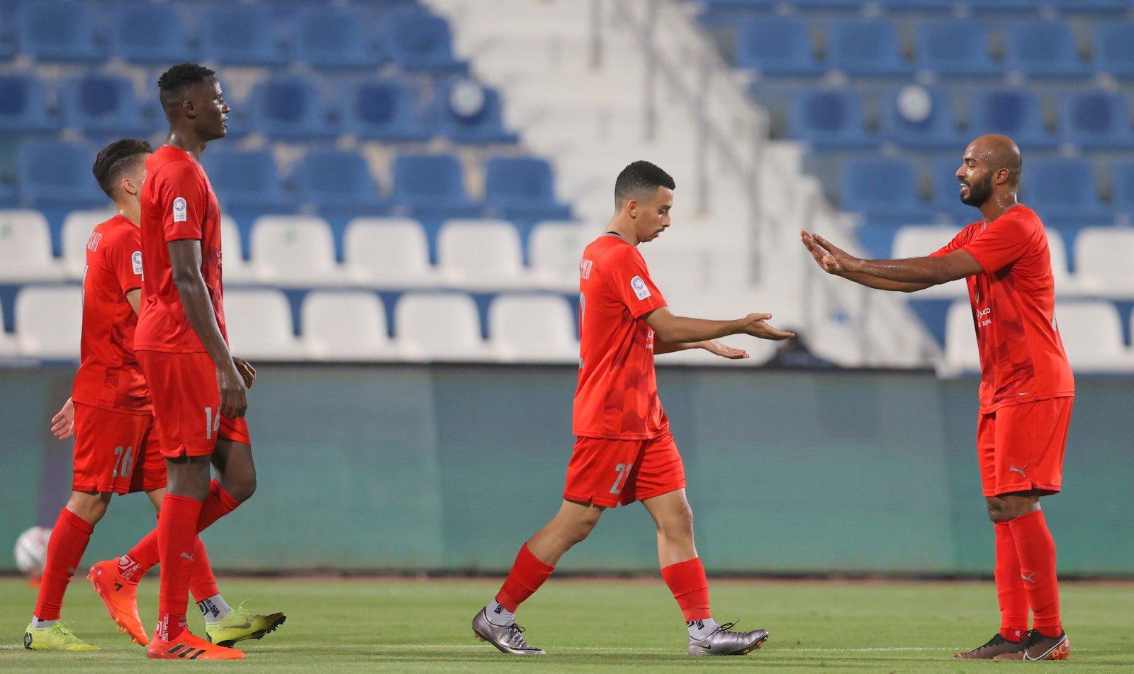 QNB Stars League: Duhail 4-1 Al Khor