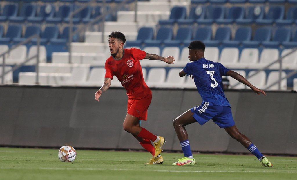 QNB Stars League: Al Arabi 1-0 Al Wakrah