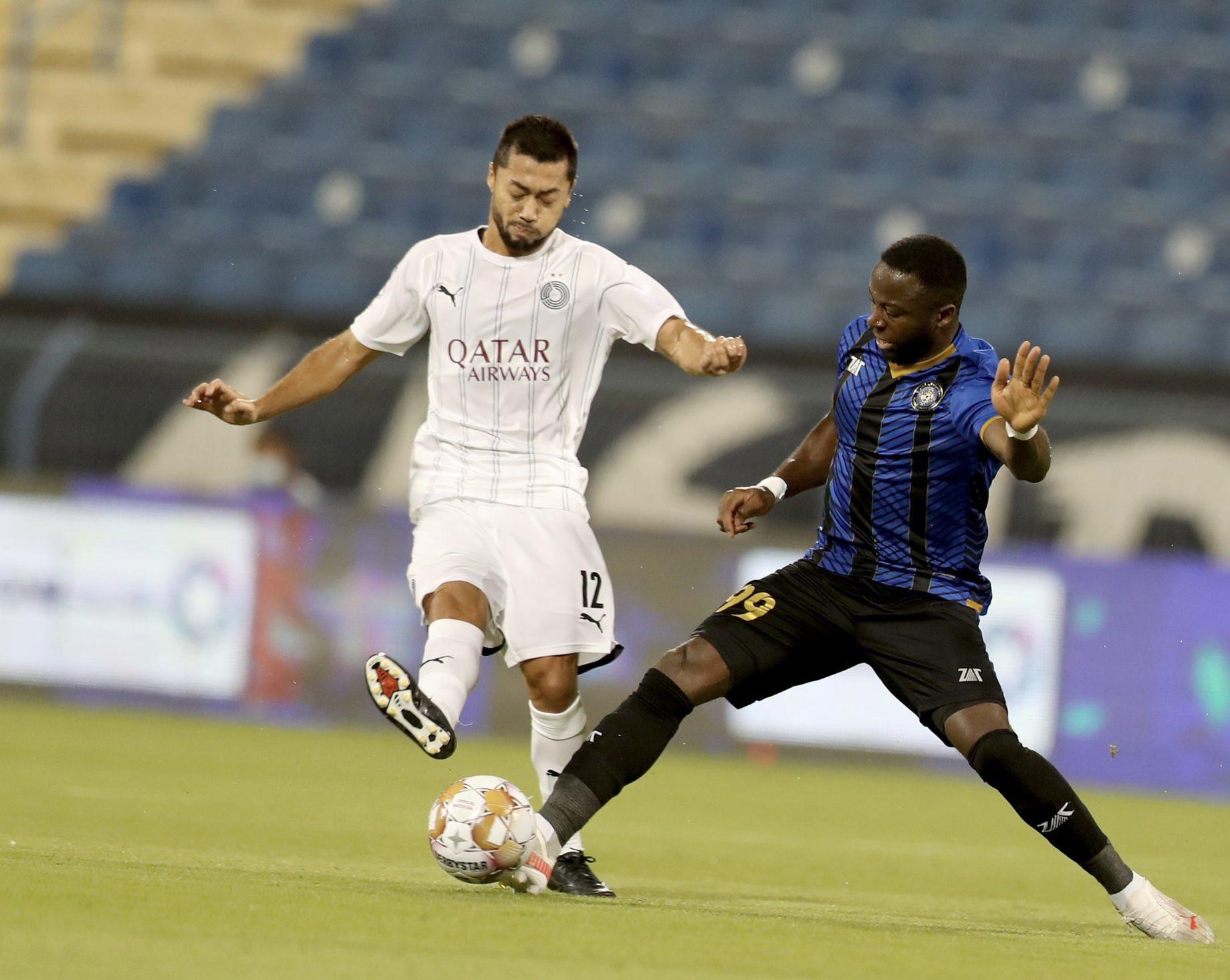 QNB Stars League: Al Sadd 2-0 Al Sailiya