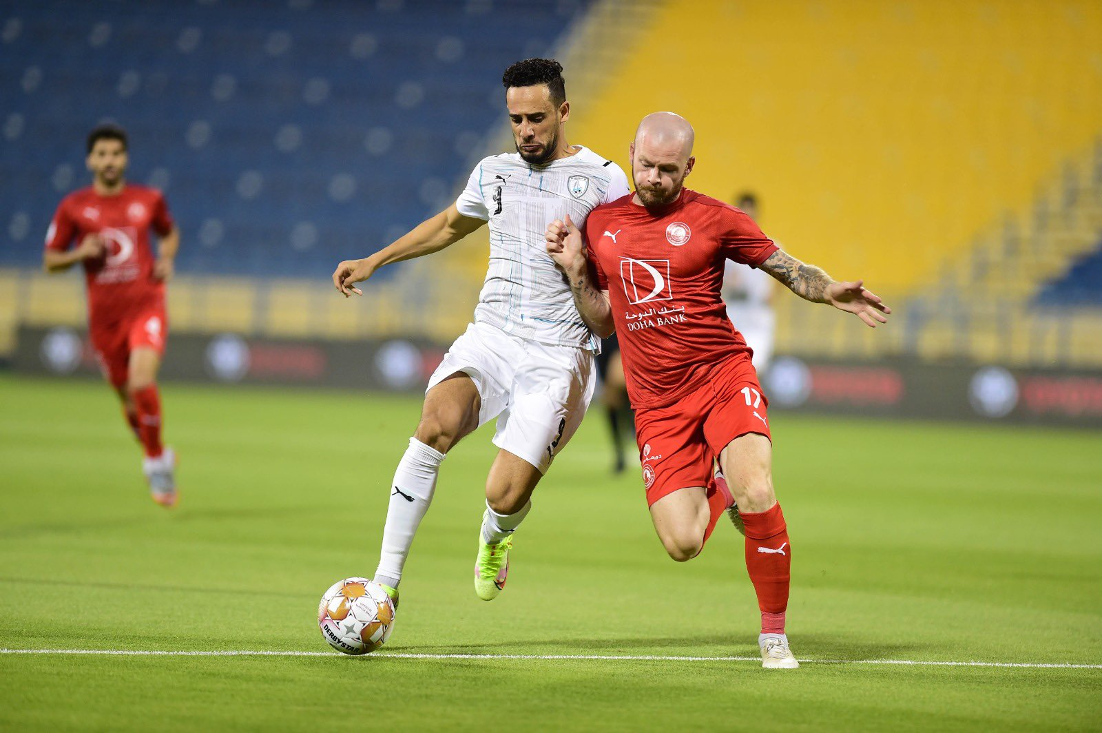 QNB Stars League: Exciting Results in the First Round