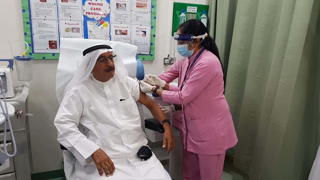 Qatar begins administering booster dose of Covid-19 vaccine