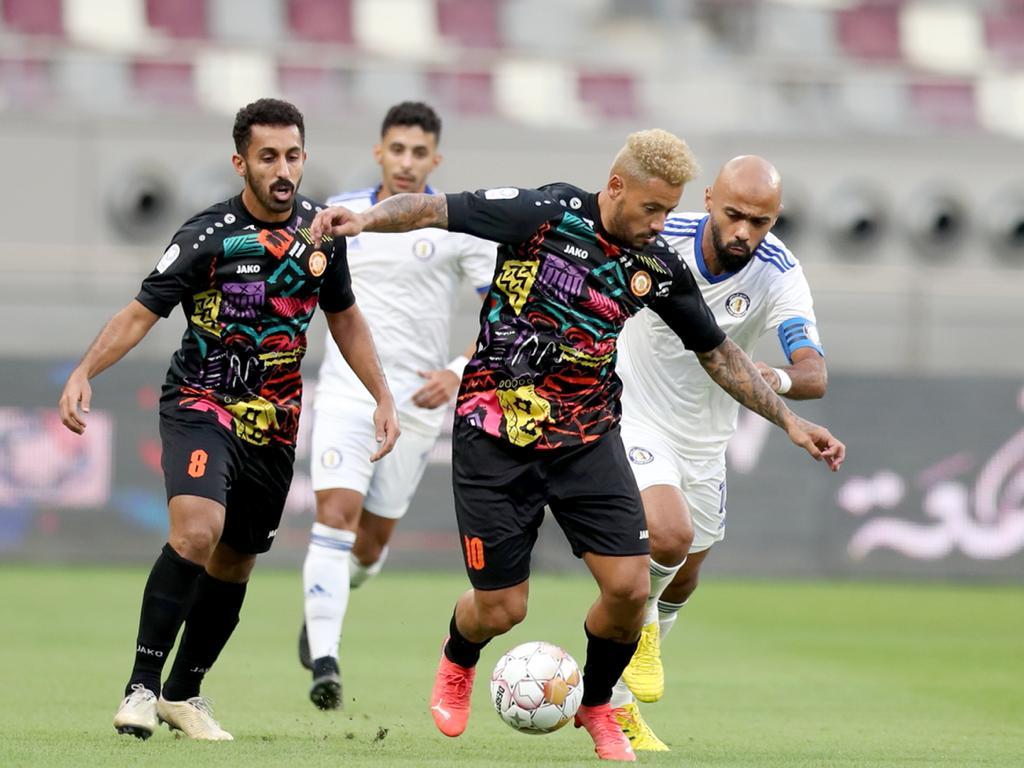 Qatar Stars League: Honors Even Between Umm Salal and Al Khor