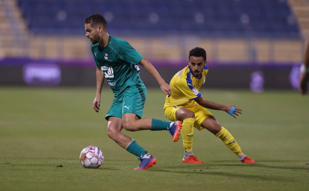 QSL: Al Gharafa Edge Past Al Ahli