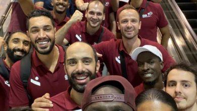 Team Qatar Qualify for FIVB Volleyball Men's World Championship