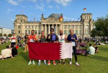 Five Qatar runners clock outstanding times at Berlin Marathon