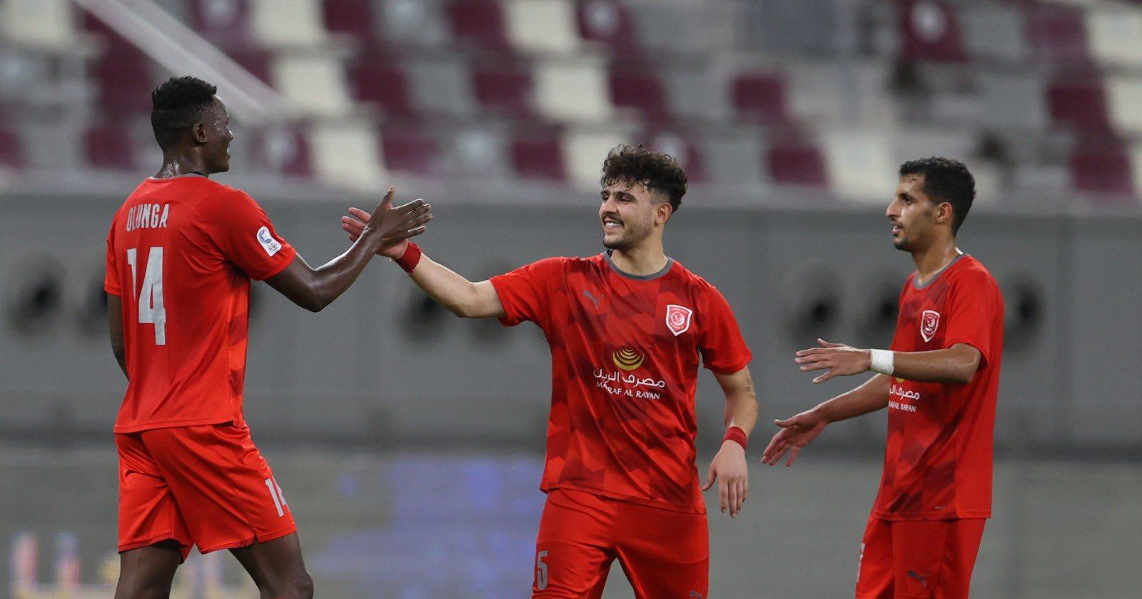 QNB Stars League: Al Duhail 5 Al Sailiya 0