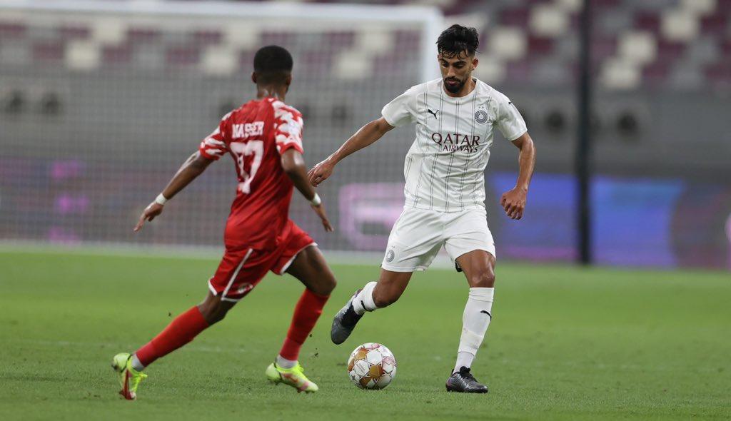 QNB Stars League: Al Sadd 7 Al Shamal 2
