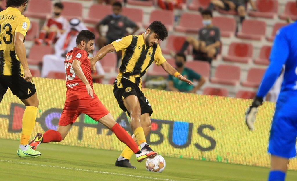 QNB Stars League: Al Arabi 2 Qatar SC 0