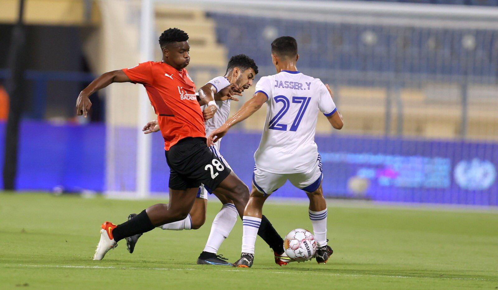 QNB Stars League: Al Rayyan 2 Al Khor 2