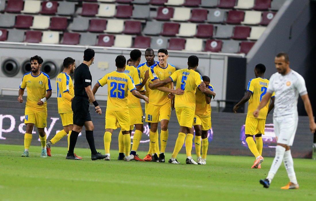 QNB Stars League: Al Gharafa 1 Umm Salal 0