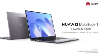 The sleek HUAWEI MateBook 14 is the most functional and affordable laptop coming to Qatar