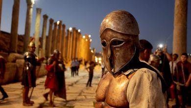 Jerash Festival kicks off in Jordan