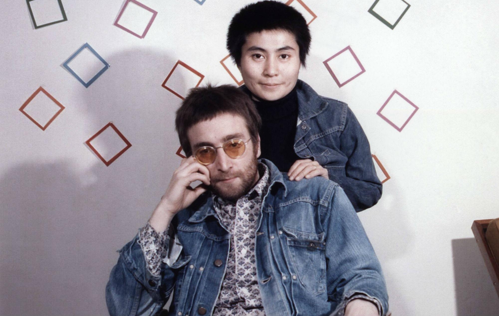 Never released John Lennon recording to be auctioned in Copenhagen