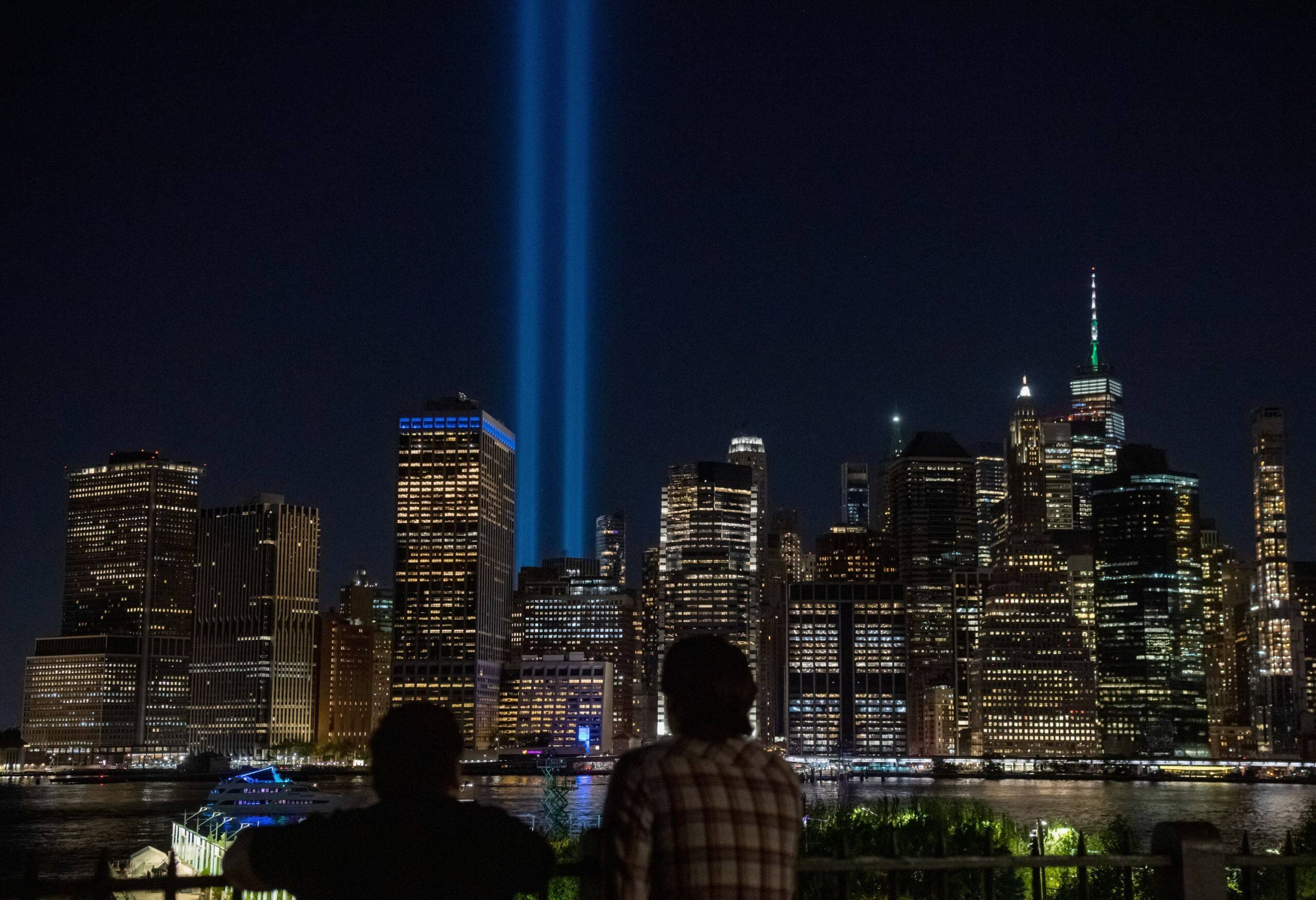US Commemorates 20th Anniversary of September 11 Attacks