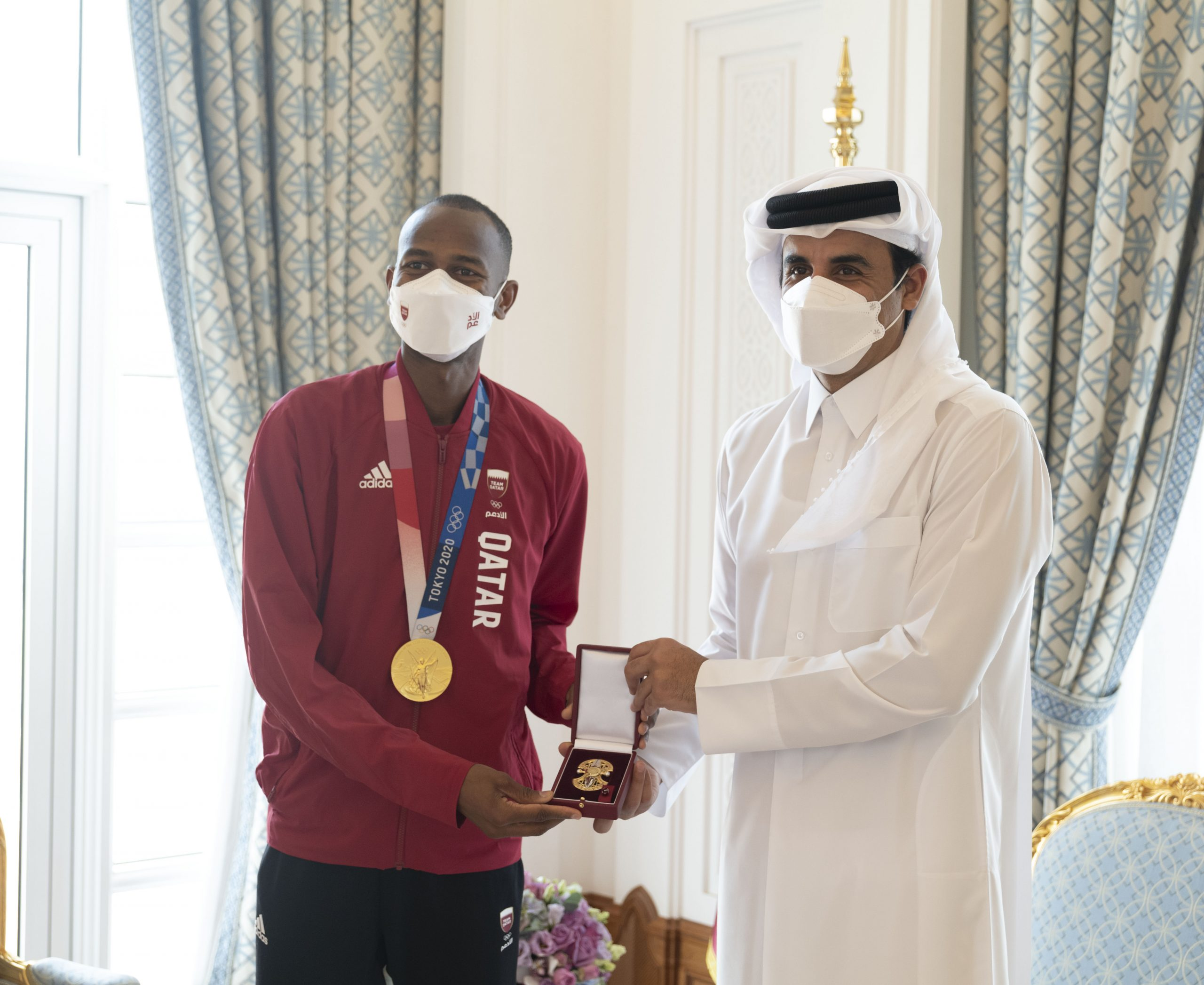 Amir's Honoring of Athletes Motivates Them to Achieve Better Results