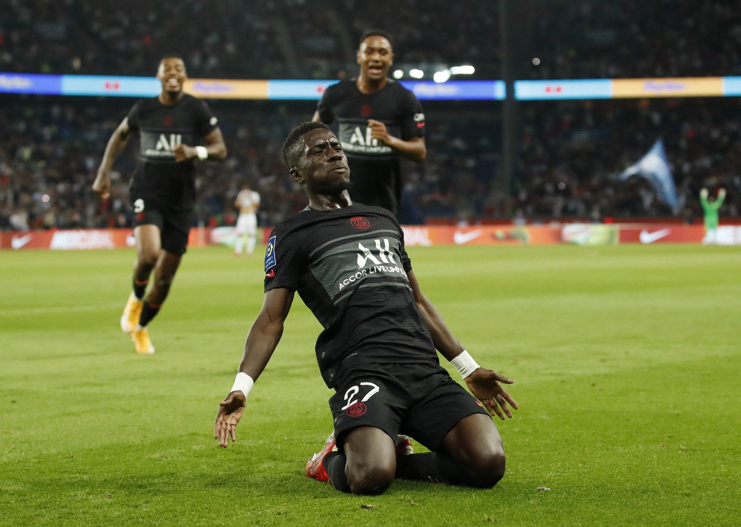 Paris Saint-Germain Defeat Montpellier in Ligue 1