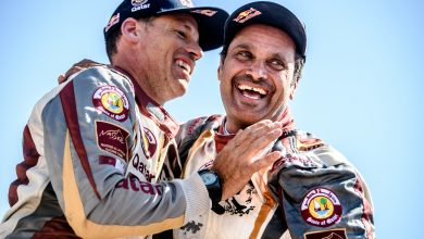 Al Attiyah at Constant Pace on Top of MENA Rally Championship Ranking