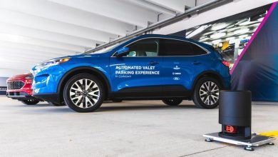 Driverless Parking System Showcased at IAA 2021