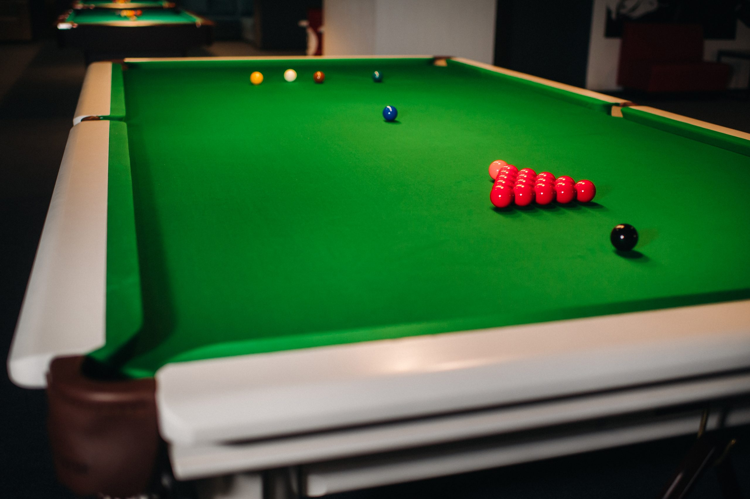 Four Victories for Qatar in Snooker Asian Championships Singles