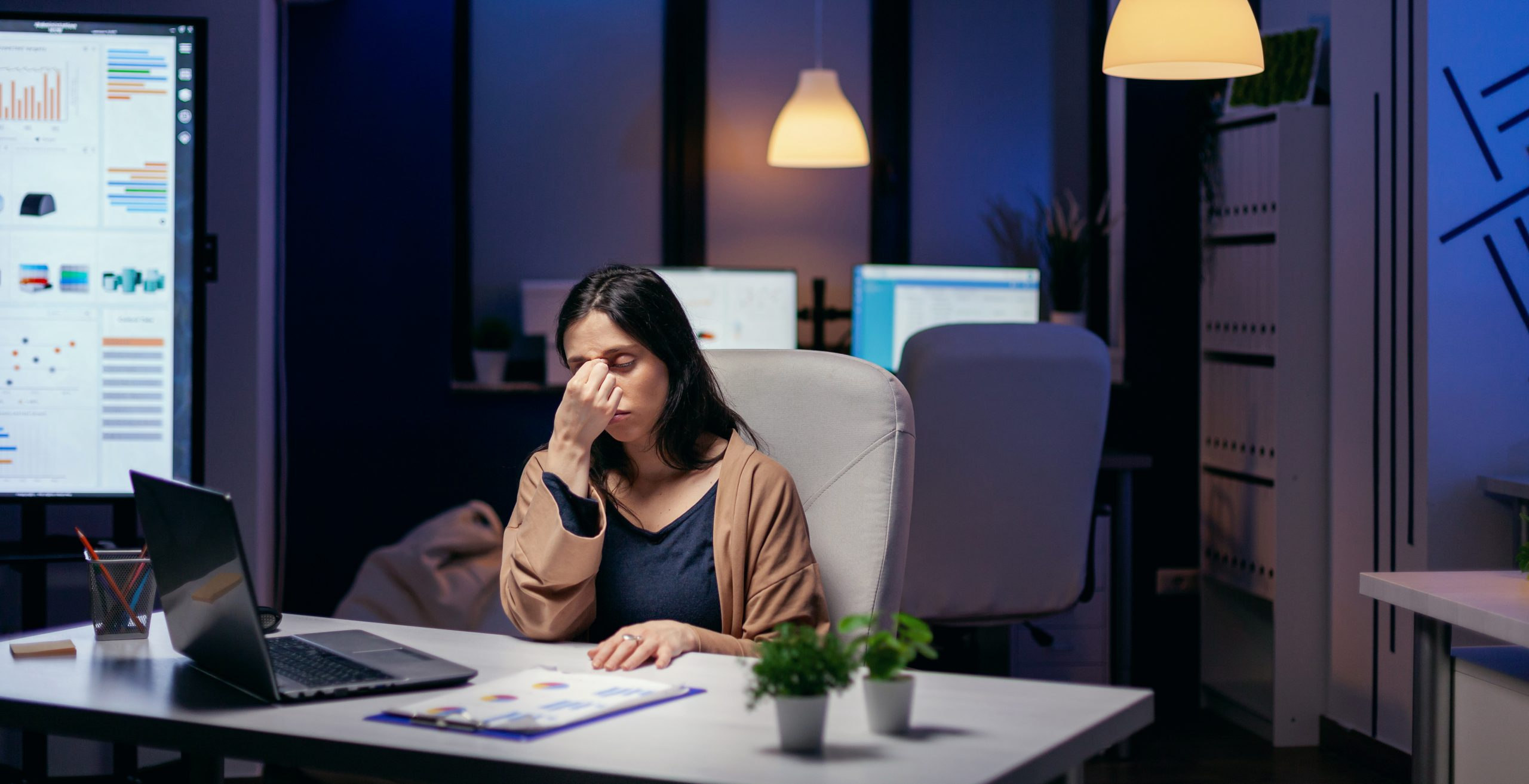 15 ways to relieve work-related stress and tension