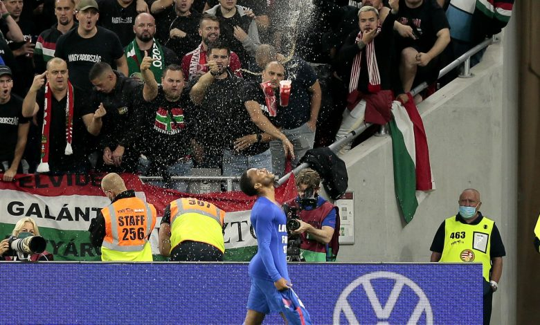 FIFA sanctions Hungary over 'racist behavior' in soccer match
