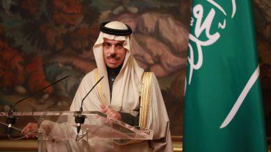 Saudi FM Meets US Special Envoy for Iran