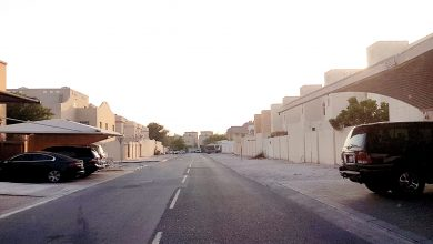 Lighting is required for the vital streets of Abu Hamour
