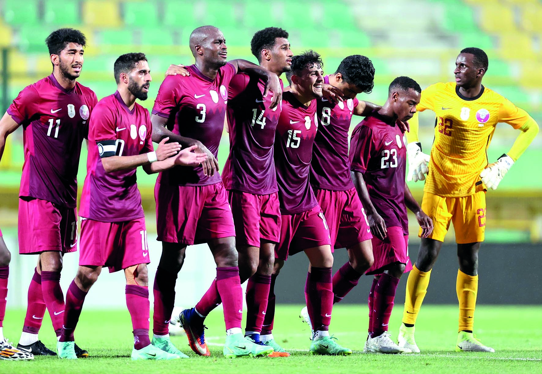 Qatar National Team to Leave for Portugal