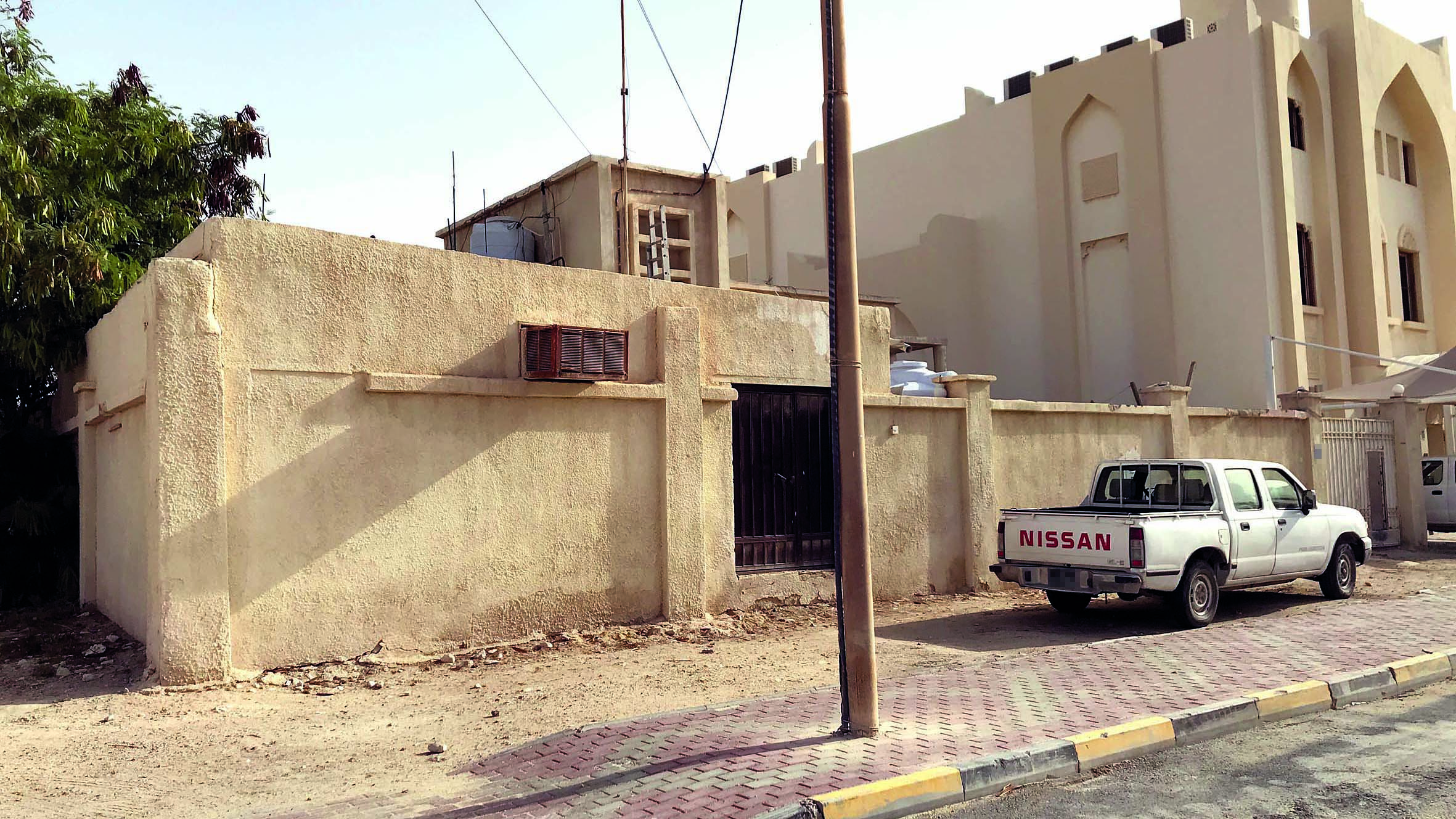 95 buildings distorting the landscape of Al Khor and Al Thakhira