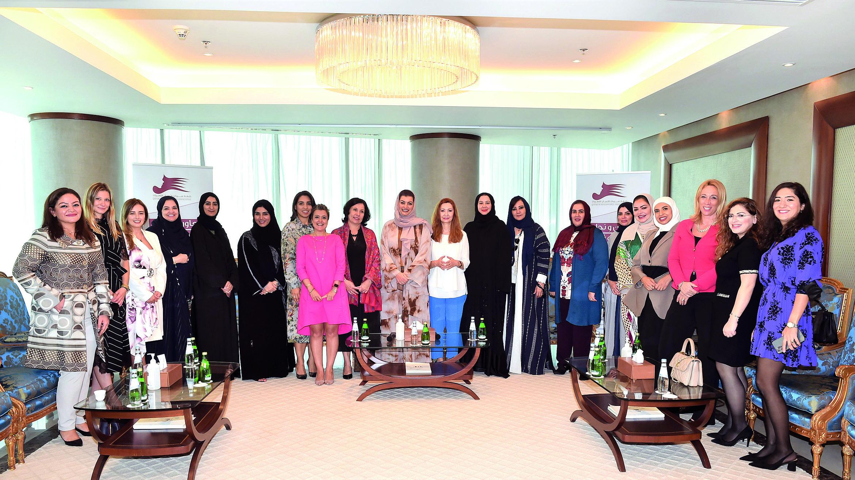 Qatari Businesswomen Association Launches QBWA Connect
