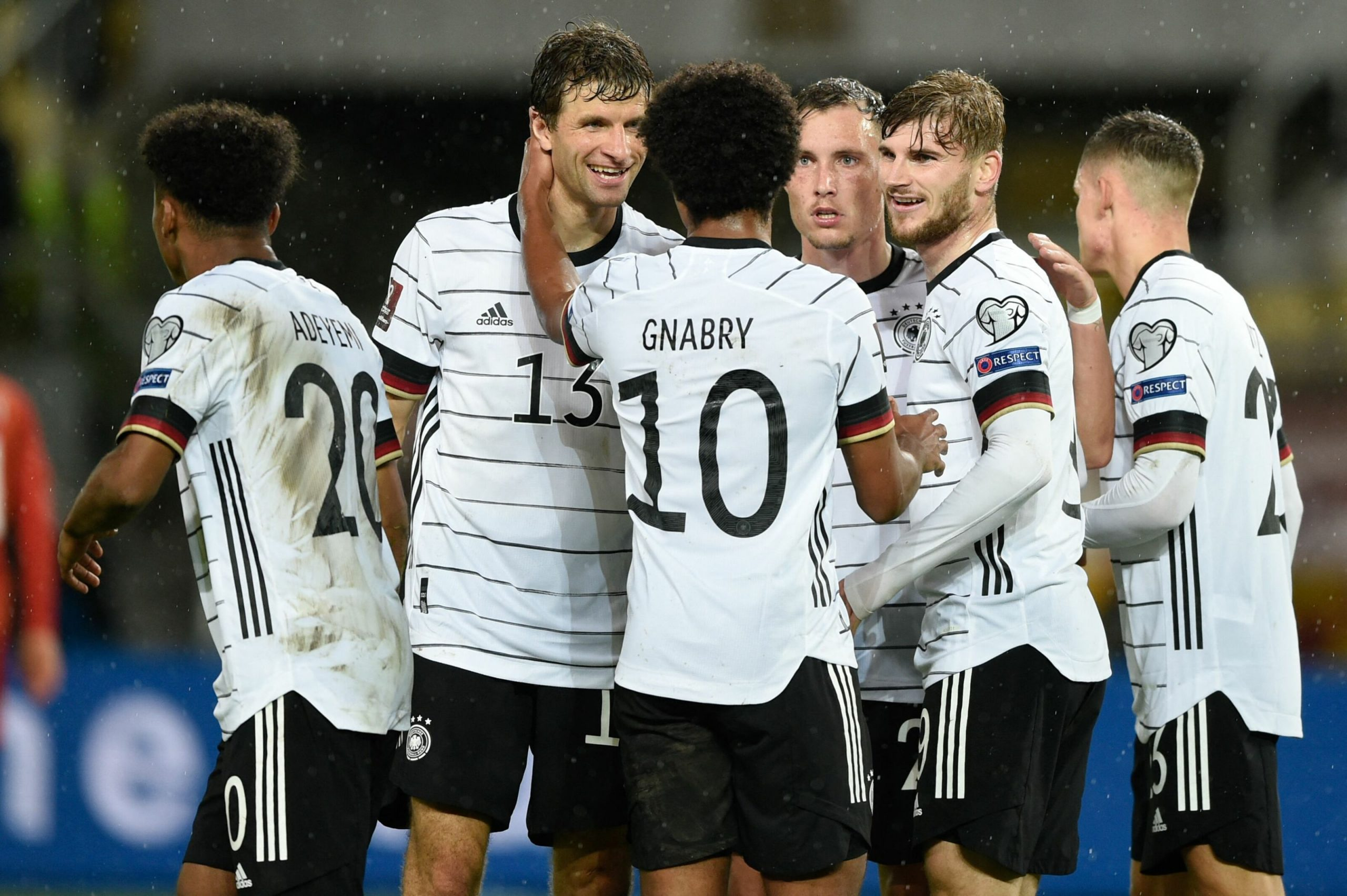 Germany become first team to qualify for Qatar World Cup 2022
