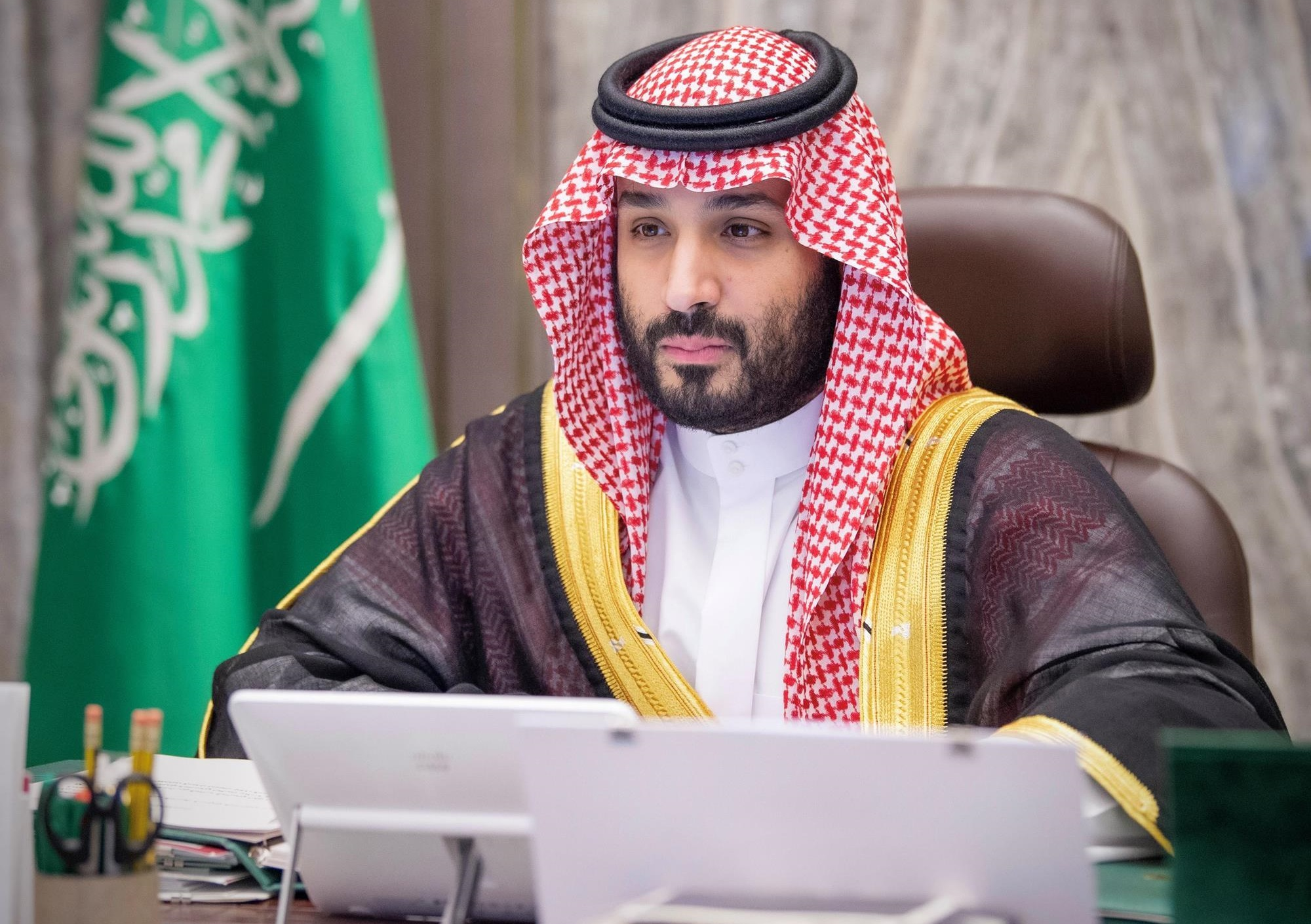 Saudi Crown Prince Launches National Investment Strategy