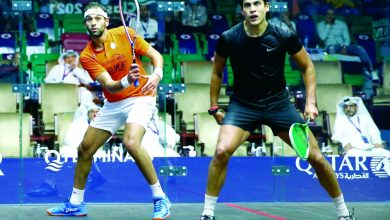 2021 Qatar Classic Squash Championship Continues for Second Day with Success