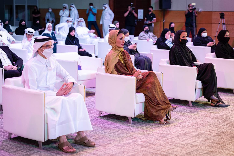 Sheikha Moza Honors Winners of Akhlaquna and Akhlaquna Junior Awards