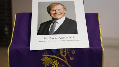 UK Police Says Murder of MP David Amess Was Terrorist Incident