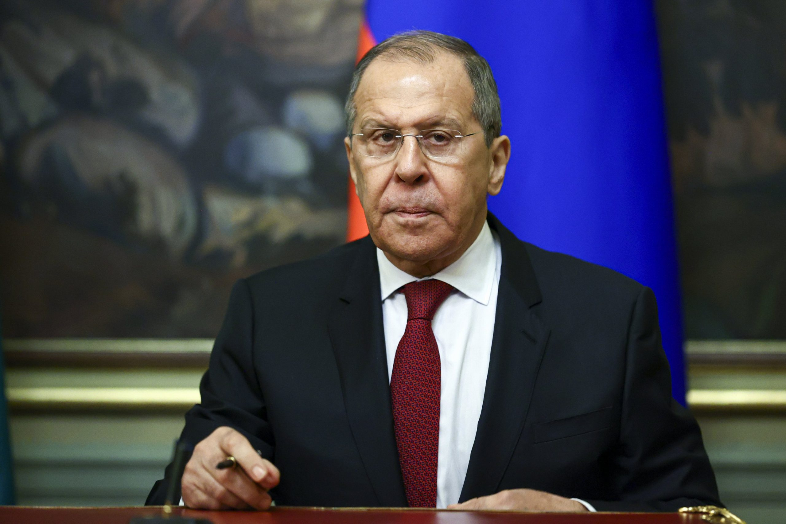 Russian FM: NATO Forces Seek to Redeploy in Asia