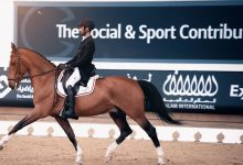 First Round Ranking of 2021-2022 Longines-Hathab Equestrian Championship