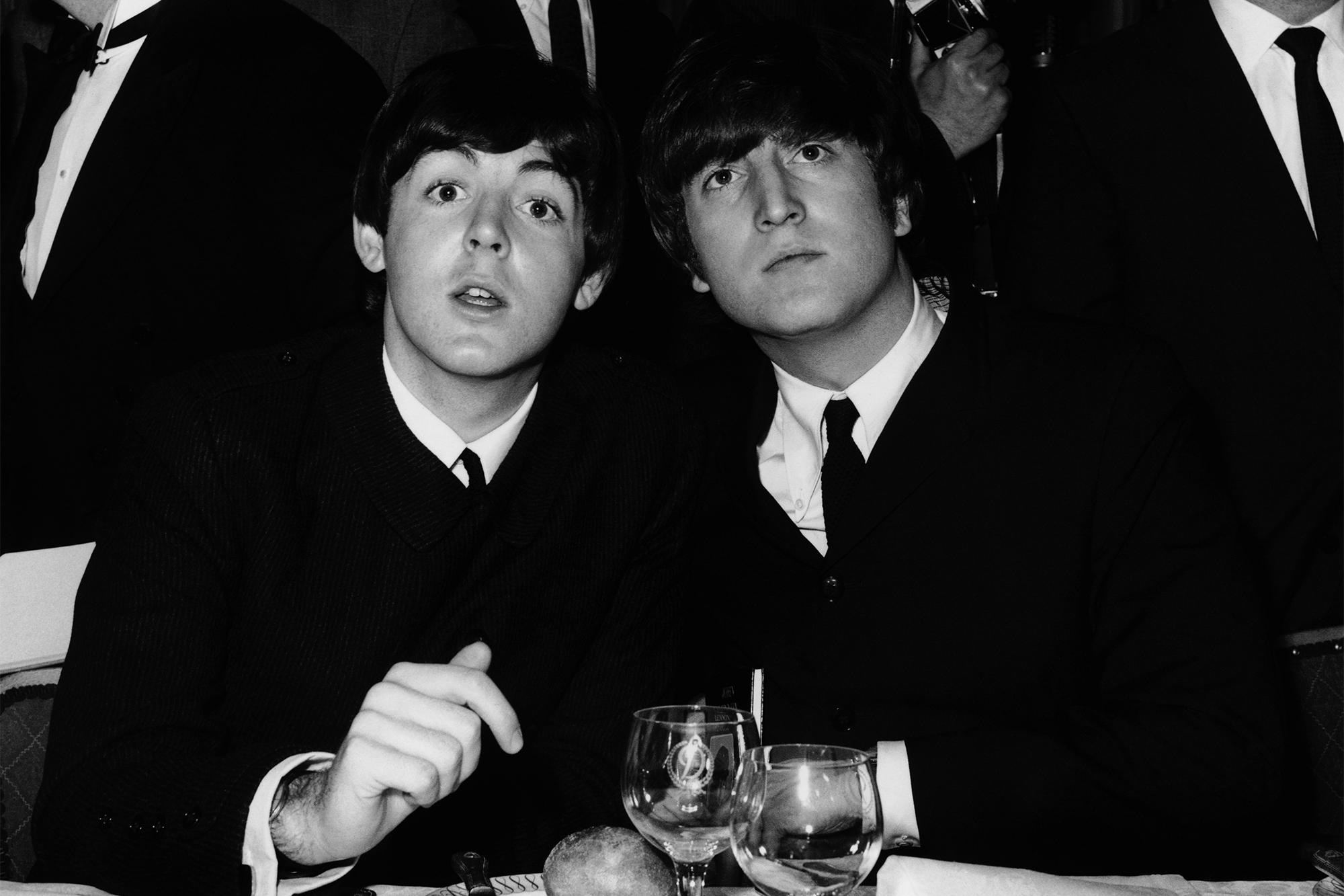 John Lennon responsible for Beatle breakup: Paul McCartney