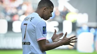 Mbappe: I asked to leave
