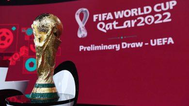 FIFA sets Qatar World Cup draw for 2022